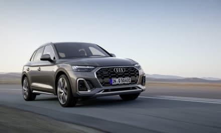 Audi Q5 Sportback TFSI e quattro for European Market