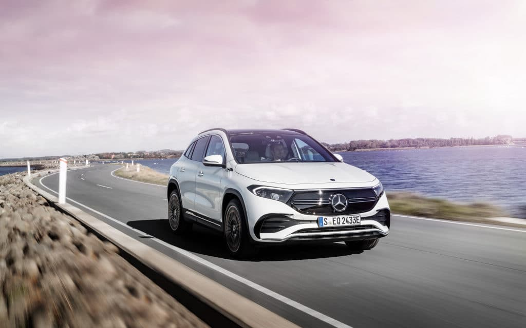 EQA from Mercedes now available for order