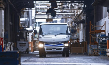 FUSO eCanter: Over 200 Vehicles in Daily Operations Around the Globe