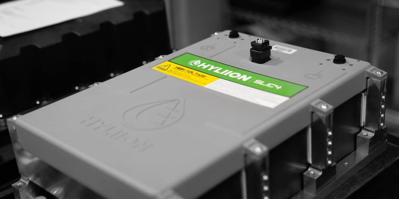 Hyliion Introduces Next-Generation Battery Module