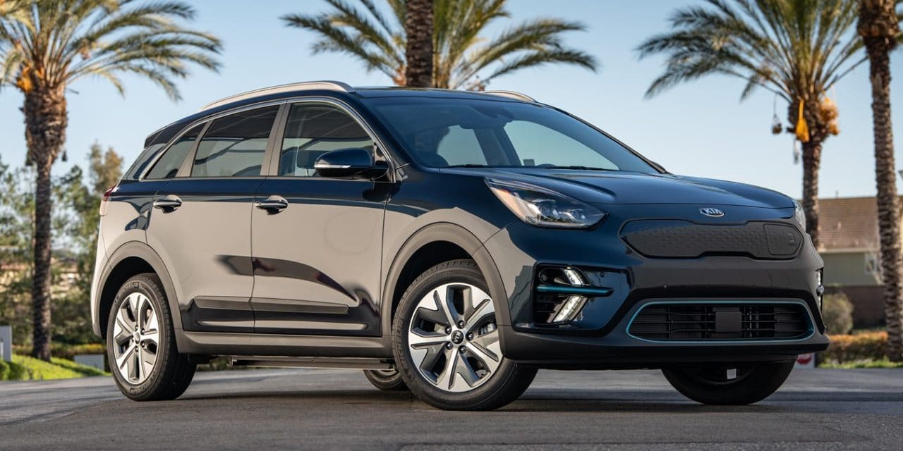 Kia Niro EV Named Category Winner In New J.D. Power Electric Vehicle Experience Ownership Study