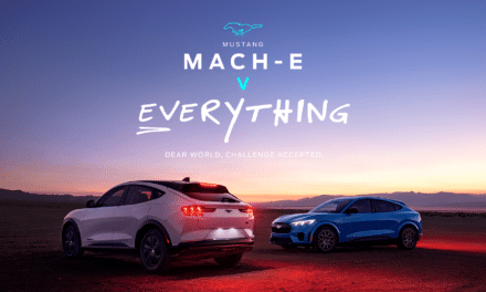 Ford Launches Mustang Mach-E v. Everything Campaign