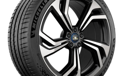 Michelin Launches Tire for Electric Sports Vehicles