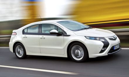 Opel Ampera Celebrates Tenth Birthday