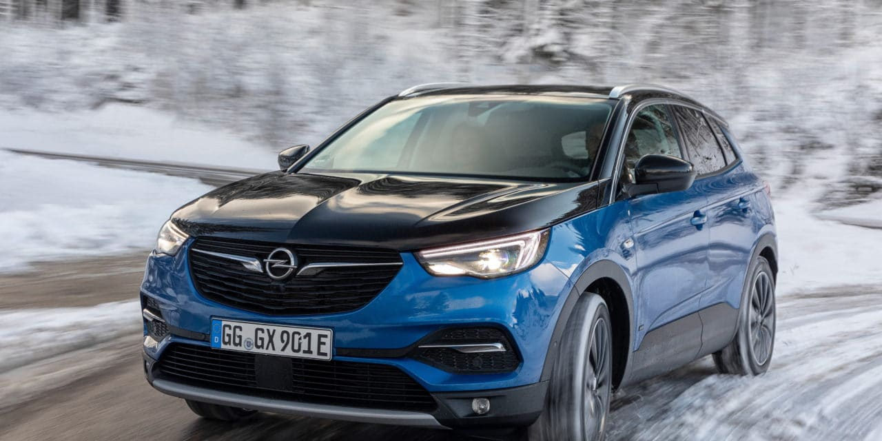 Opel Electric Cars: Strong in Mountainous Areas