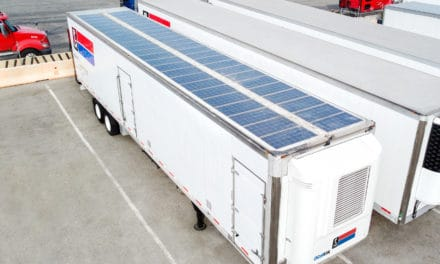 PLM Fleet Delivering Zero Emission Refrigerated Trailers
