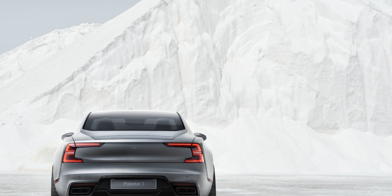 Polestar 1: Electric Performance Hybrid Enters Final Round of Production