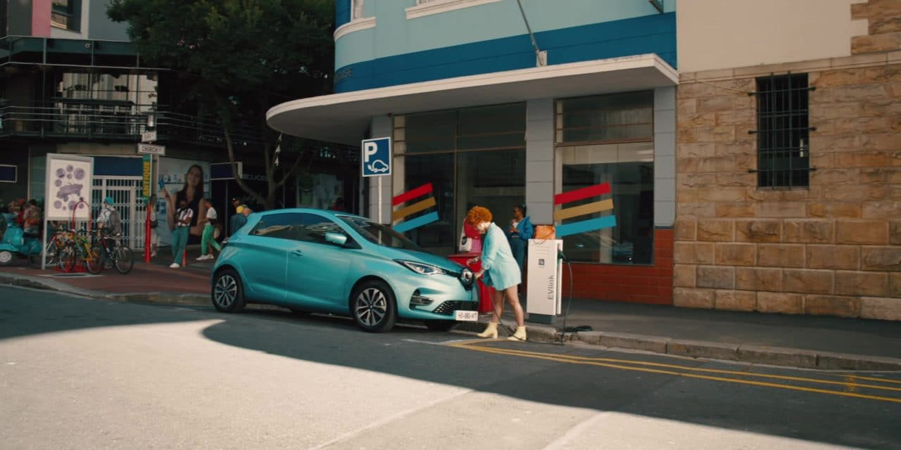 ZOE: Renault Launches Two New Campaigns