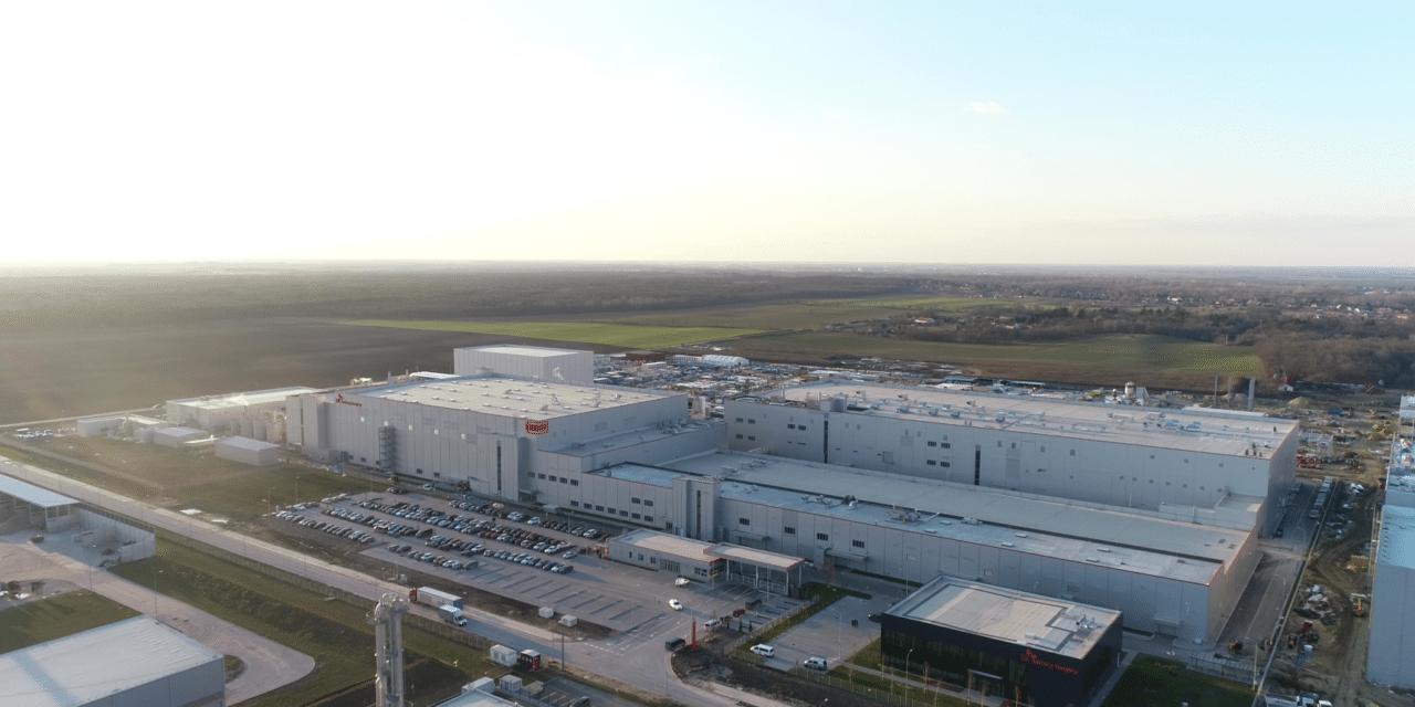 SK Innovation to Build Third EV Battery Plant