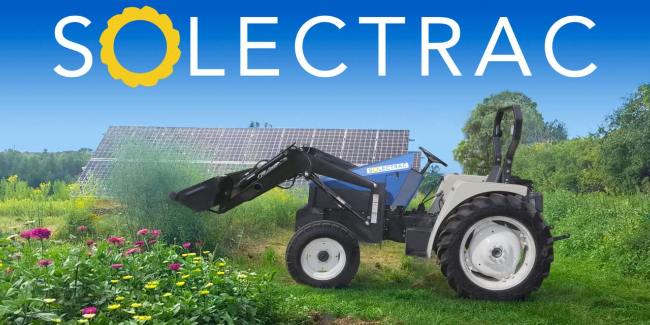 Solectrac All-Electric Tractors Now Taking Orders