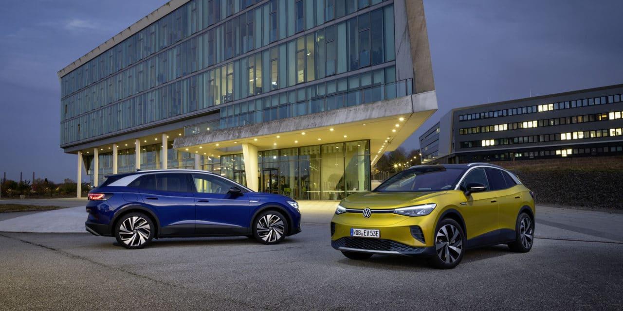 Presales of VW ID.4 Models Begin in Europe and US