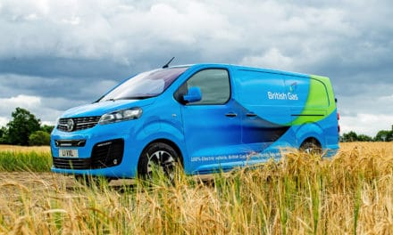 Vauxhall Takes Large EV Order From British Gas