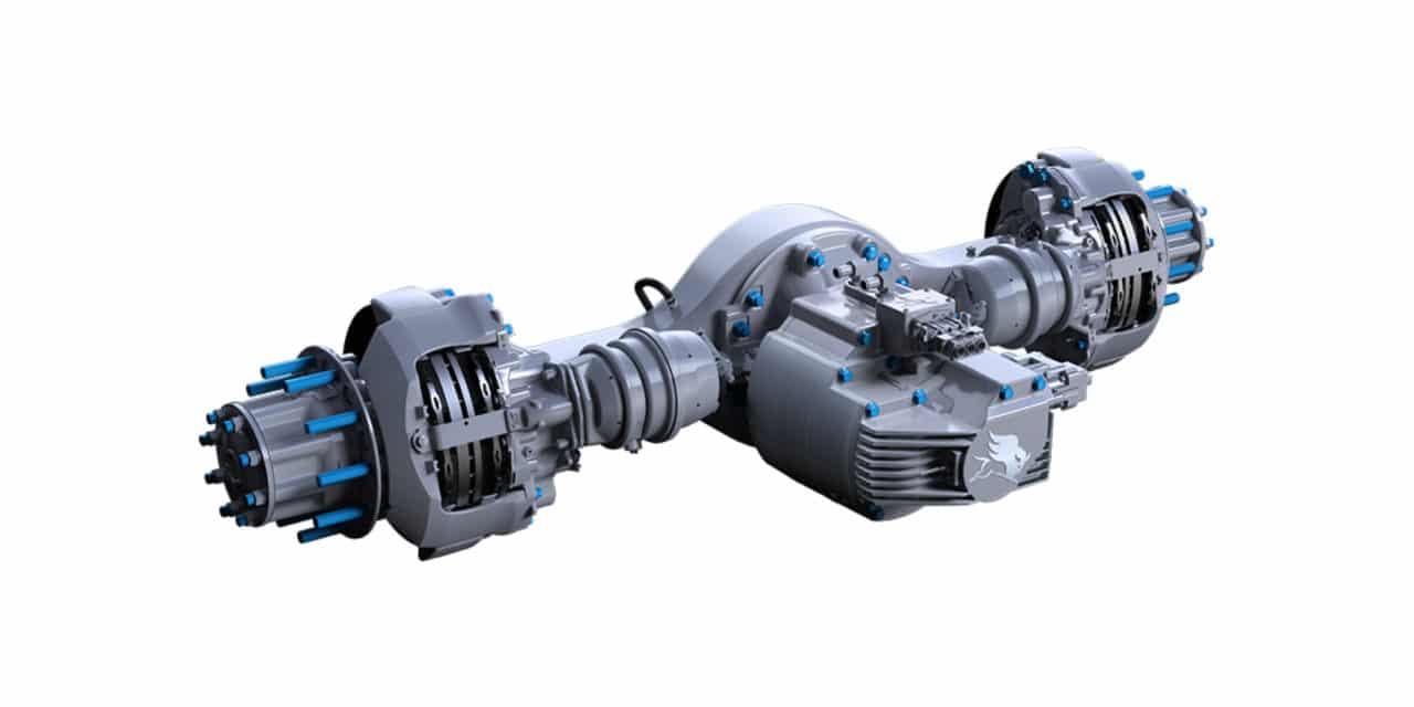 Meritor to Supply Volta Trucks with Electric Drivetrain