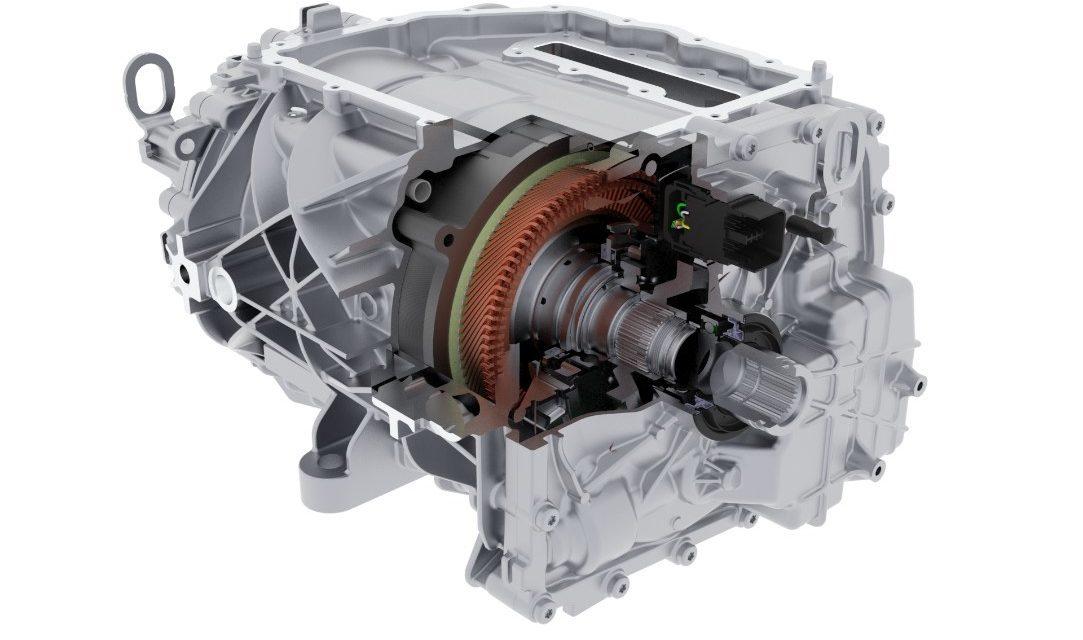 BorgWarner Launches New 800-volt Electric Motor