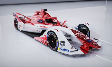 Bosch, DRAGON / PENSKE AUTOSPORT Begin Formula E Partnership