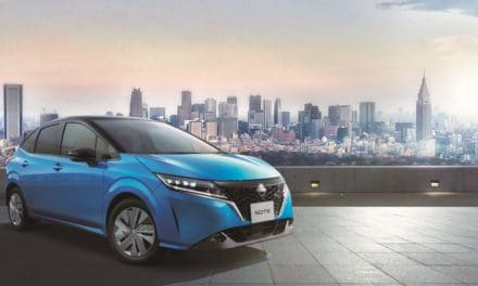 Nissan Note e-POWER Orders Surge