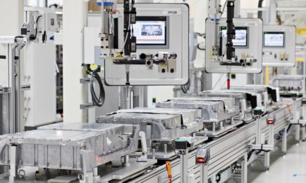 SKODA Produces 100,000th Battery for Plug-Ins