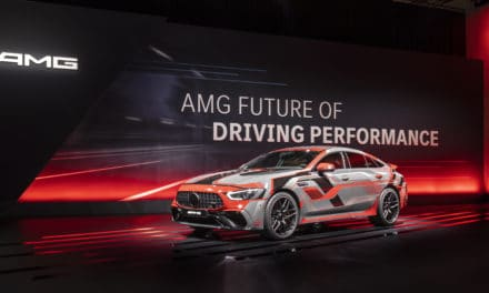Mercedes-AMG Defines the Future of Driving Performance