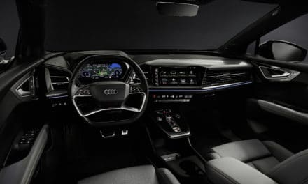 Audi Q4 e-tron: Interior Sets New Standard