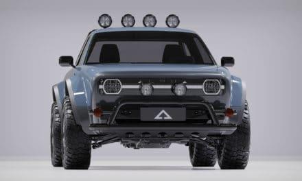 Alpha WOLF: Alpha Motor's Striking New Release