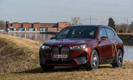 BMW Manufactures EVs with Green Electricity