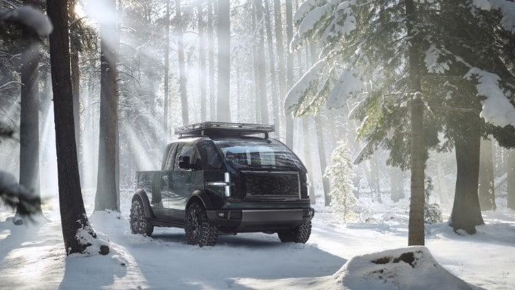 Canoo: A Truck That's Ready for Work and Play