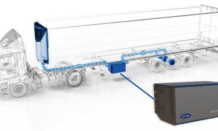 Carrier Transicold Signs Agreement with AddVolt