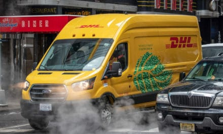 DHL Express Deploys Nearly 100 New Lightning Electric Delivery Vans in U.S.