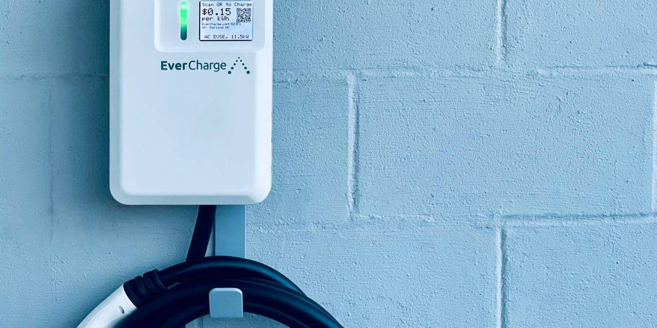 EverCharge is First to Offer CDFA Approved Charging Station