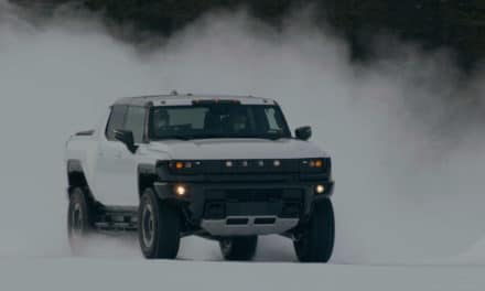 Hummer EV: Winter Testing and SUV Reveal Date