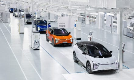 Human Horizons Smart Factory Setting Benchmark for Intelligent Vehicle Manufacturing