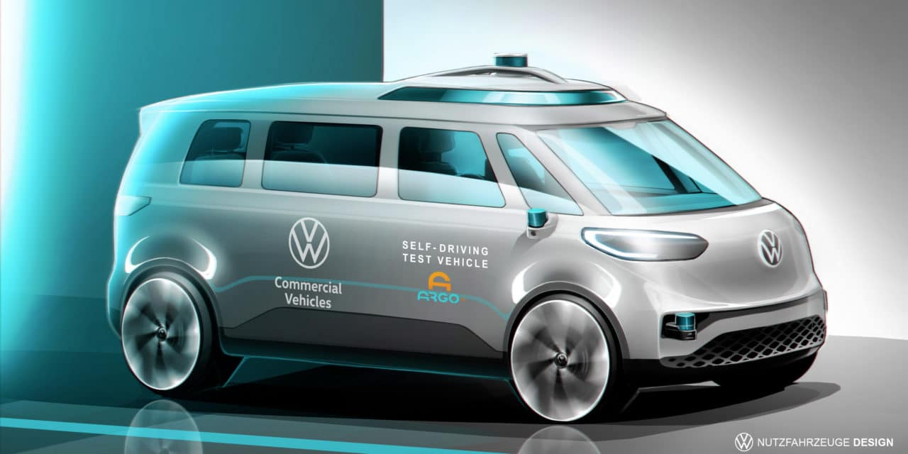ID. BUZZ: EV to be VW's First Autonomous Vehicle