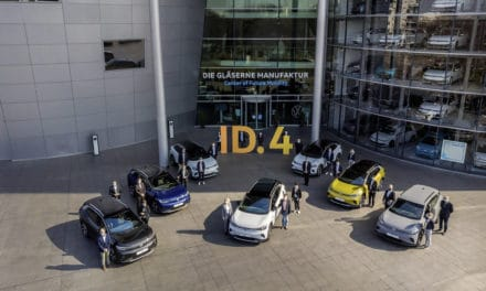Volkswagen Delivers First ID.4 in Germany