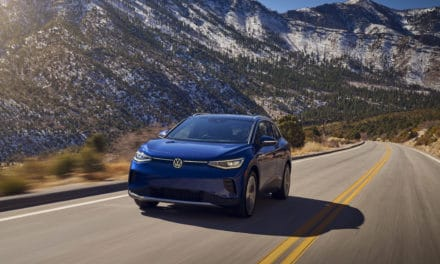 Volkswagen ID.4 EV Going Cross-Country