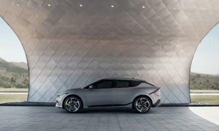 Kia EV6 Redefines Boundaries of Electric Mobility