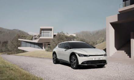 Kia Reveals Design Philosophy, Images of EV6