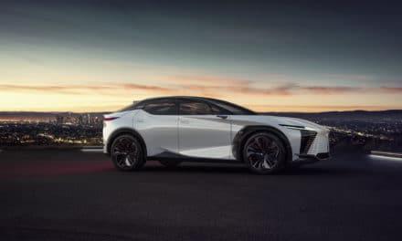 LF-Z Electrified: Lexus Accelerates Electrified Future