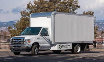 Fluid Truck Orders 40 Trucks from Lightning eMotors