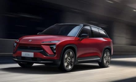 NIO Suspends Production Due to Chip Shortage