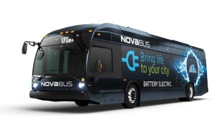Nova Bus to Supply Electric Buses to Milwaukee County Transit System