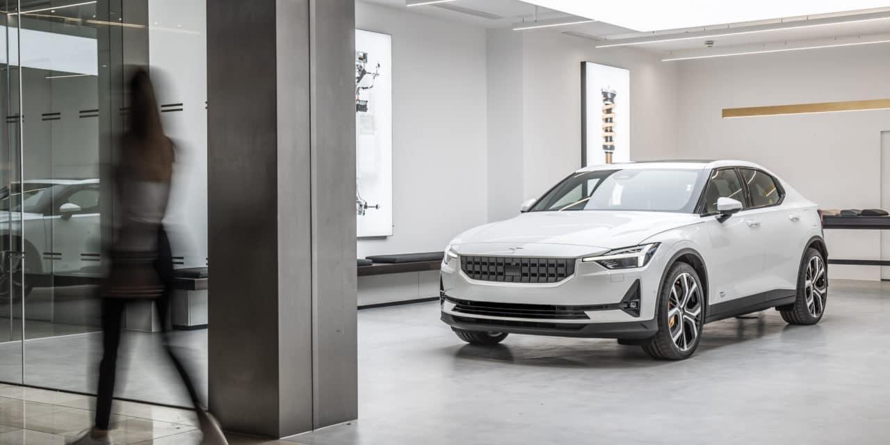 Polestar Cars to Open 15 New U.S. Showrooms in 2021