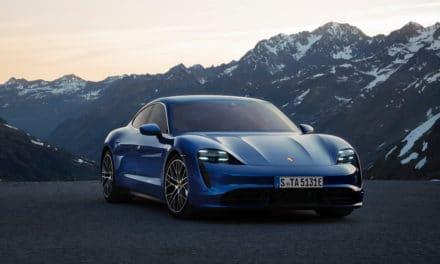 Software Update for First Porsche Taycan Models