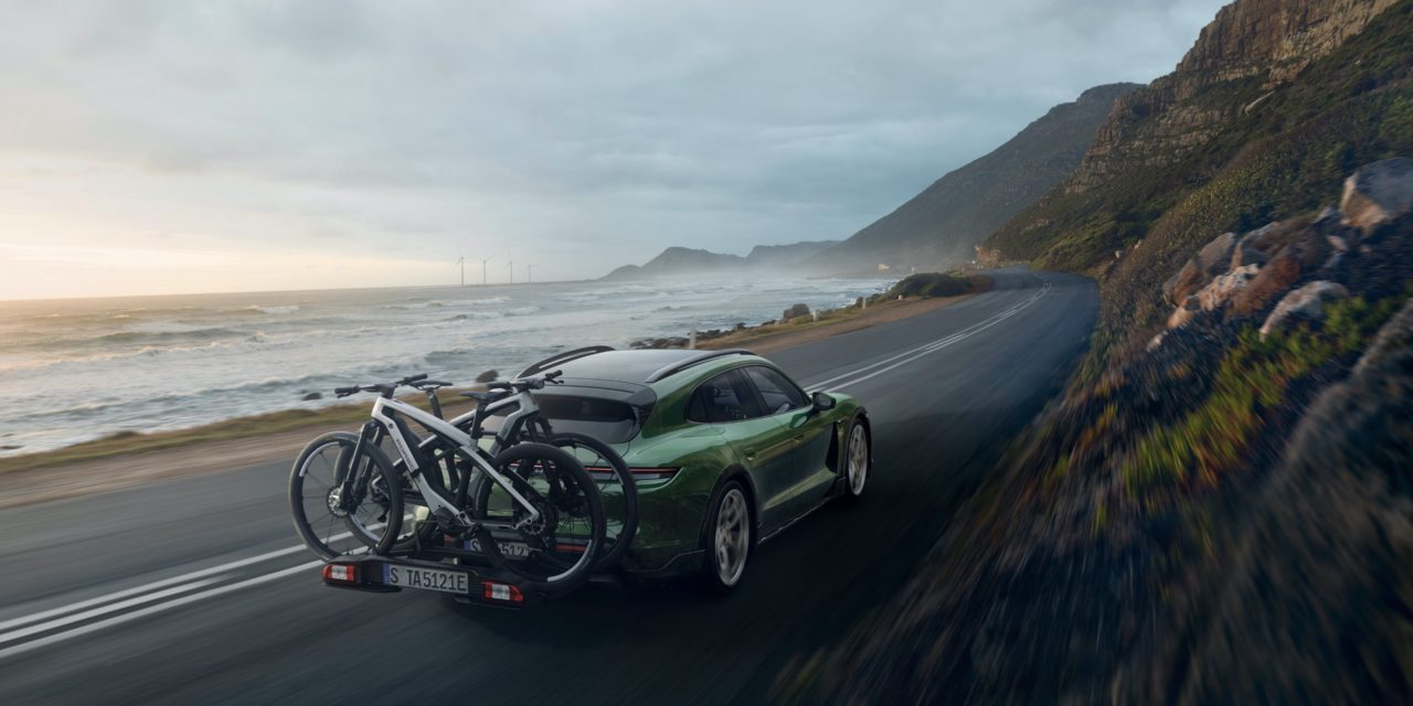 Porsche Unveils new Sport, Cross eBike