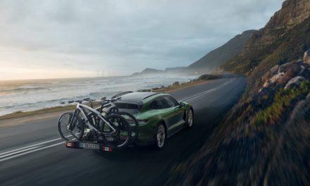 Porsche Unveils new Sport, Cross eBike