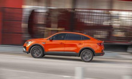 Renault Unveils Arkana Hybrid SUV