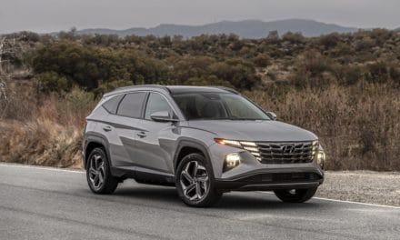 Hyundai Adds 2022 Tucson Plug-in Hybrid Model