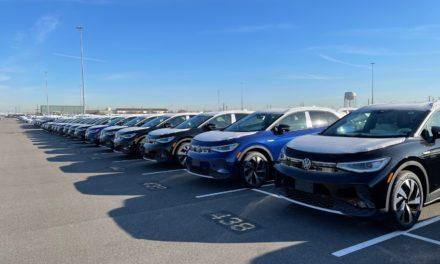 VW ID.4 Ready to Electrify the U.S.