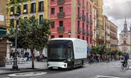 Volta Zero Makes Its Spanish Debut