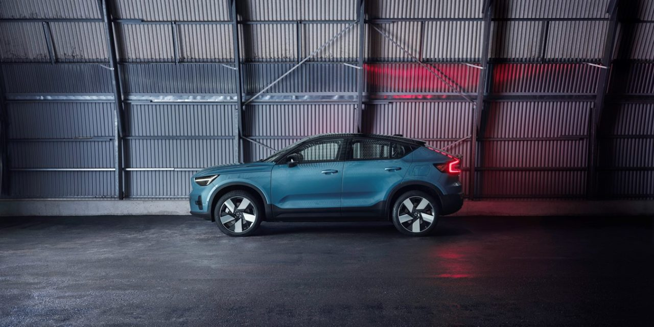 Volvo C40 Recharge: New EV from Volvo Cars