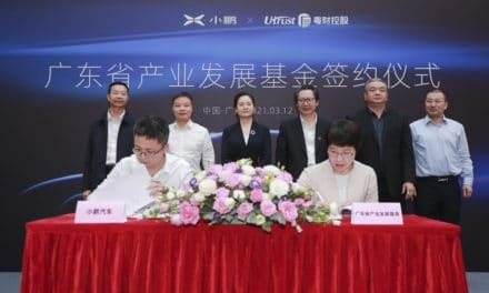 XPeng, Guangdong Sign Strategic Agreement